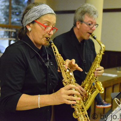 Musik: Sax Blues 4.0