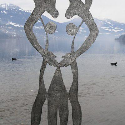 Kunst am Abend Reinhard Schell