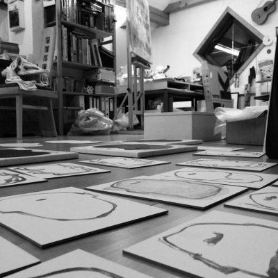 Wolfgang Daborer – Atelier